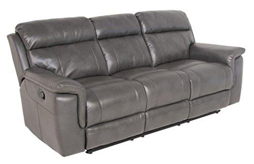 Amazon.com: Steve Silver Company dk850s Dakota sofá ...