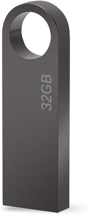 88 opinioni per Chiavetta USB 32 GB, Mini PenDrive 32 giga (con Gancio) USB Flash Drive USB Key