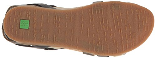 El Open Sandals Mixed Black Nf42 Naturalista Black Toe Women's gqxrg7Rt