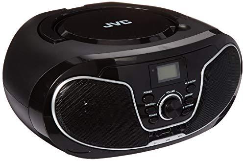 JVC RD-N327 Black