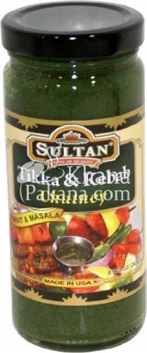 Sultan Tikka & Kebab Chutney 241 Grams