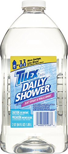 Tilex Daily Shower Cleaner, Refill Bottle, 64 Ounces