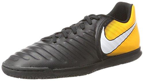 laser Orange Ic Iv Tiempox Homme Noir Rio volt Football Nike Chaussures black white De F7BgcP