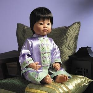 Newborn Nursery - Little Sweetheart - Blonde Hair, -