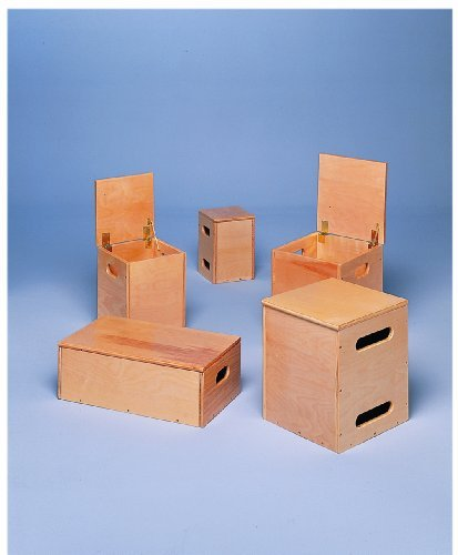 Fabrication Enterprises Lifting Box for Work Hardening and FCE - 14 x 14 x 17 inch from Fabrication Enterprises