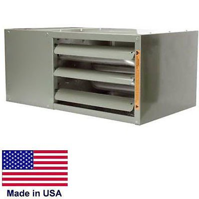Streamline Industrial UNIT HEATER Commercial - Low Profile - Natural Gas - Power Vented - 100,000 (Gas Commercial Unit Heater)