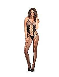 Leg Avenue Women's Multi Net Bodystocking