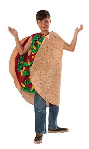 [Rubie's Costume Taco Costume] (Food Halloween Costumes For Adults)