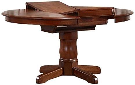 Amazon.com - Iconic Furniture Round Dining Table, 42\