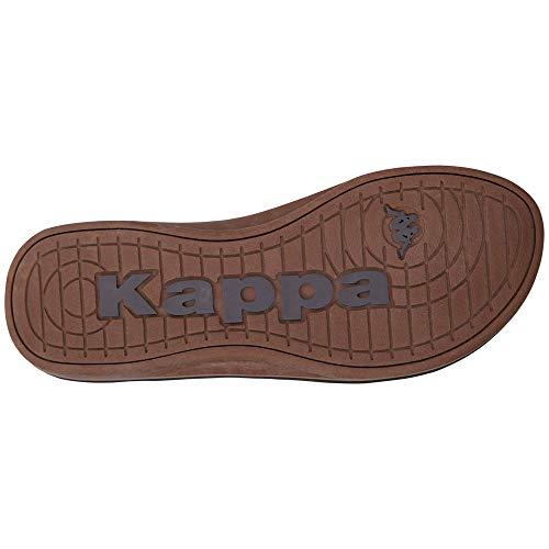 Kappa Femme Brown Brown 5050 Marron Tongs Marina 5050 qErXE