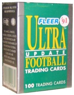 1991 Fleer Ultra Update Football Set - 100C