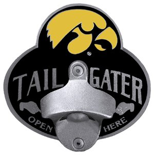 Iowa Hawkeyes Trailer Hitch (NCAA Iowa Hawkeyes Tailgater Hitch Cover)
