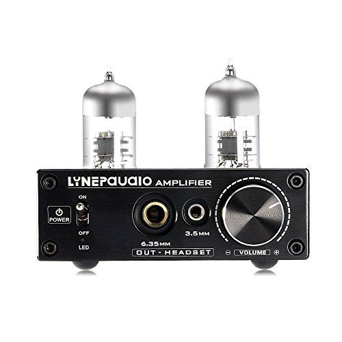 Nobsound LINEPAUDIO 6J9 HiFi Vacuum Tube Power Headphone Amplifier USB ASIO Sound Card PreAmp Nobsound