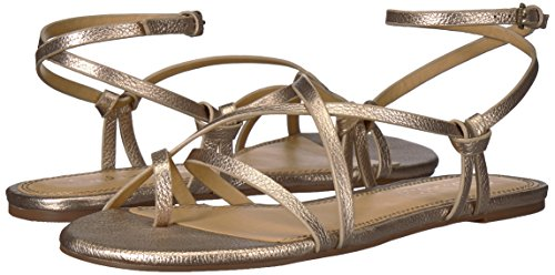 Splendid Women's Flynn Sandal, Champagne, 7 Medium US by Splendid (Image #5)