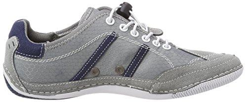 Bugatti Herren 321480065400 Sneaker Grau (Grey)