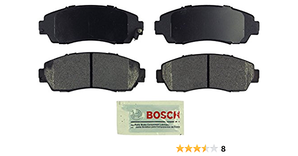 Bosch BE1089 Front Disc Brake Pads
