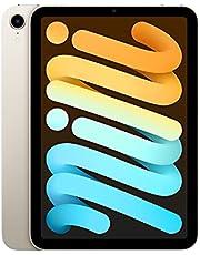 2021 Apple iPad Mini (8.3-inch, Wi-Fi, 64GB) - Starlight (6th Generation)