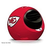 NFL Kansas City Cheifs Portable Infrared Indoor Helmet Space Heater