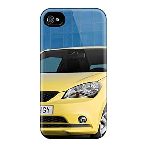 New Seat Mii 2013 Tpu Skin Case Compatible With Iphone 4/4s