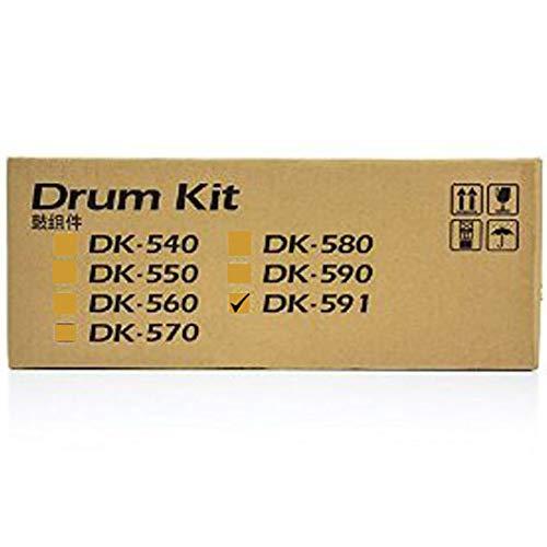 Kyocera Drum Unit, 100000 Yield (DK-591)