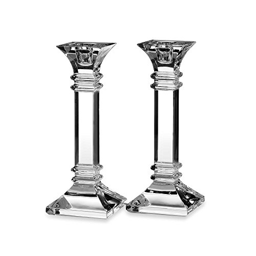 Marquis by Waterford Treviso 8-Inch Candlesticks (Set of 2)
