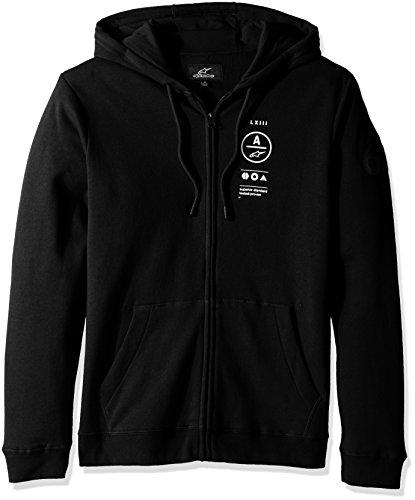 Alpinestars Mens Core Zip Fleece Sweatshirt