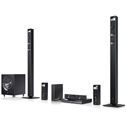 Amazoncom LG BH9420PW 1080W 3D Bluray Home Theater System with