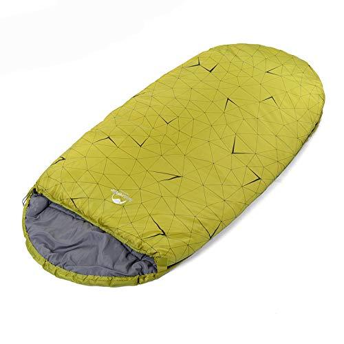 KD Outdoor-Schlafsack Erwachsene Erweitert Dicken Winter Warm Tragbaren Einzigen Baumwollschlafsack