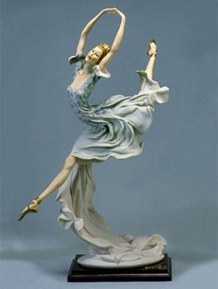 Armani Ballerina - Giuseppe Armani Ballerina-Ret 2002 Grand Jete Solo 503P