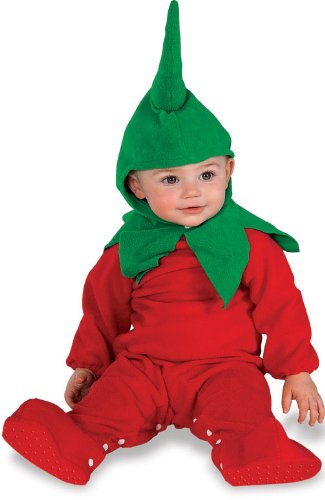 Cute Infant Baby Chili Pepper Halloween Costume (6-12 Months) (Cute Infant Halloween Costumes)