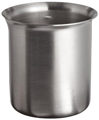 Polar Ware 125b Stainless Steel Griffin Style Beaker 125