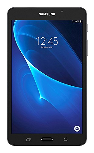 Samsung Galaxy Tab A 7-Inch Tablet, 8 GB, Black (Certified Refurbished)