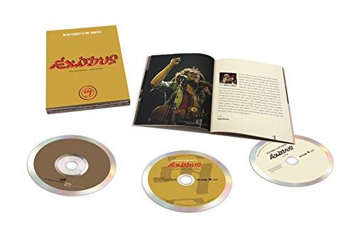 Bob Marley & The Wailers - Exodus - 40 [3 Cd] - Zortam Music