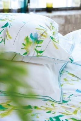 Designers Guild Willow Housse de Couette Satin de Coton Acacia 140 x 200 cm