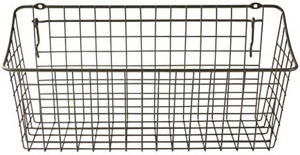 Spectrum Diversified 88376 Pegboard & Wall Mount Basket, 15