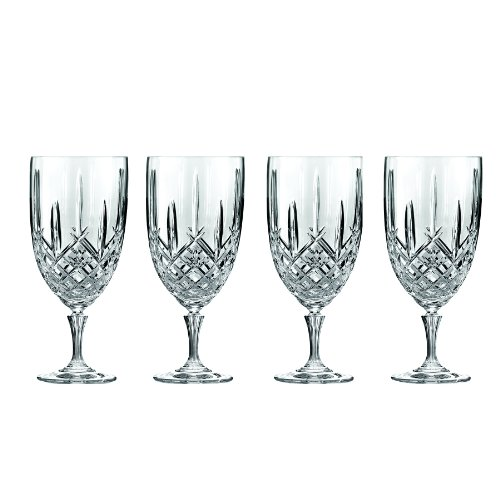 Waterford Beverage Glass - Marquis by Waterford Markham Iced Beverage, Set of 4