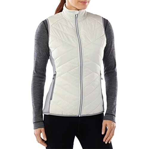 Smartwool mujeres del Corbet 120chaleco Dogwood White