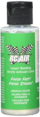 r Radio Control Lexan Iridescent 6 2 oz Bottles (Set of 6) Airbrush Paint ()