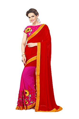 Indian Saree Sarees Multi Designer for Party Wear 3 Da Women Traditional Color Facioun Wedding RWpvnATc5U
