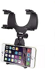 عالمي 360 درجة حامل الهاتف للسيارة الرؤية الخلفية حامل حامل حامل حامل حامل حامل حامل حامل لـ آيفون للهاتف المحمول سامسونج GPS