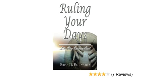 Ruling Your Days: Like Clay Under a Seal