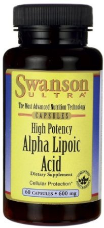 Alpha Lipoic Acid Swanson Ultra