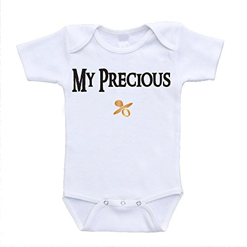My Precious Lord of the Rings Parody Baby Unisex Clothes (6-9 Months)