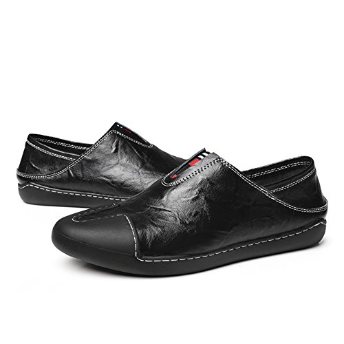 Icegrey Icegrey Mocassins pour Homme Homme Noir pour Icegrey Noir Mocassins fTxqX1T