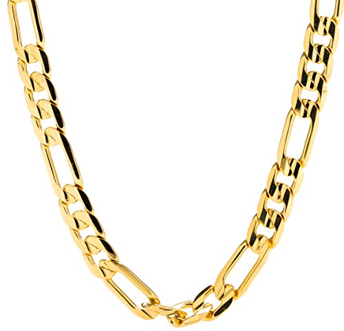 22in Figaro Chain - 7