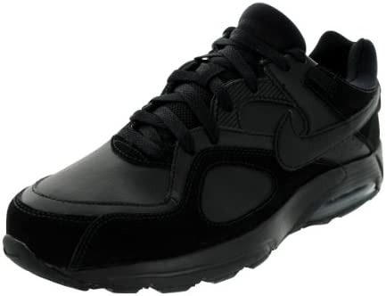 Nike Men s Air Max Go Strong LTR Black Black Black Running Shoes