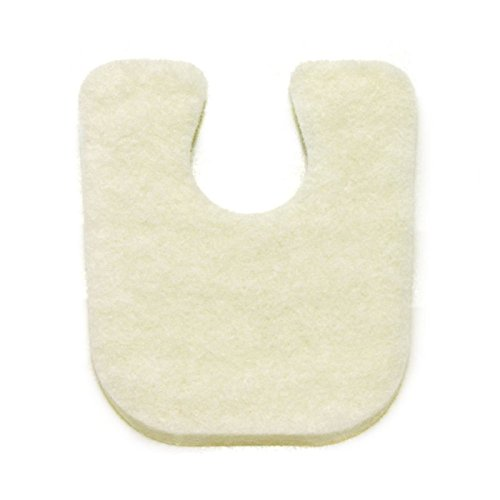 Dr. Jills Felt 1/4 Thickness U-shaped Callus Pads (Pack 100)