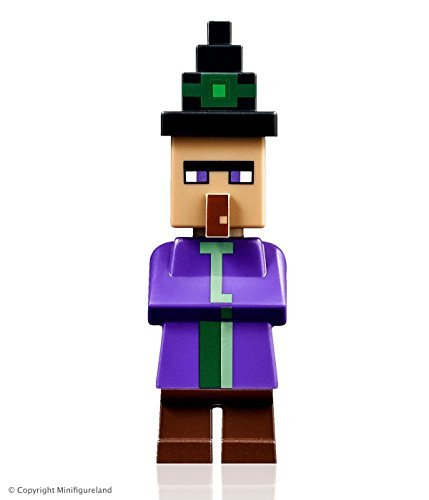 LEGO Minecraft MiniFigure - Witch (Exclusive Figure from Set 21133)