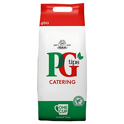 PG Tips 6X460S Pyramid Teabags 1Kg by PG Tips