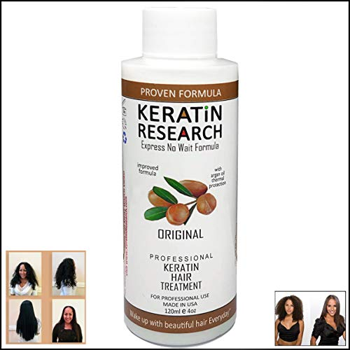 Complex Brazilian Keratin Blowout Hair Treatment 120ml Profe